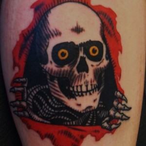 Bones,Powellperalta,Skull
